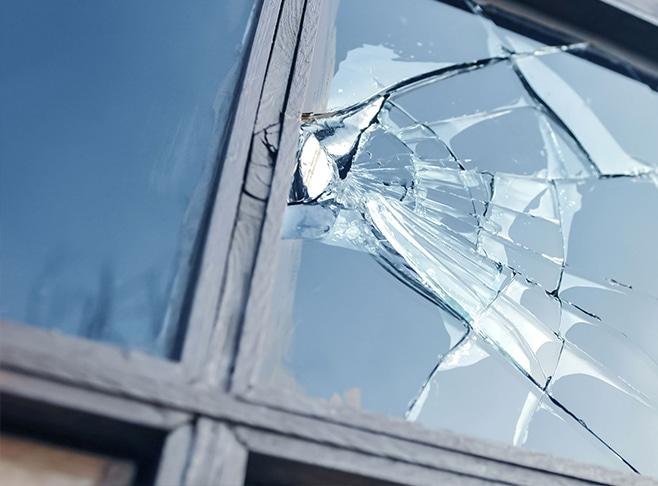 Problème vitre cassé ? Qui appelez ?