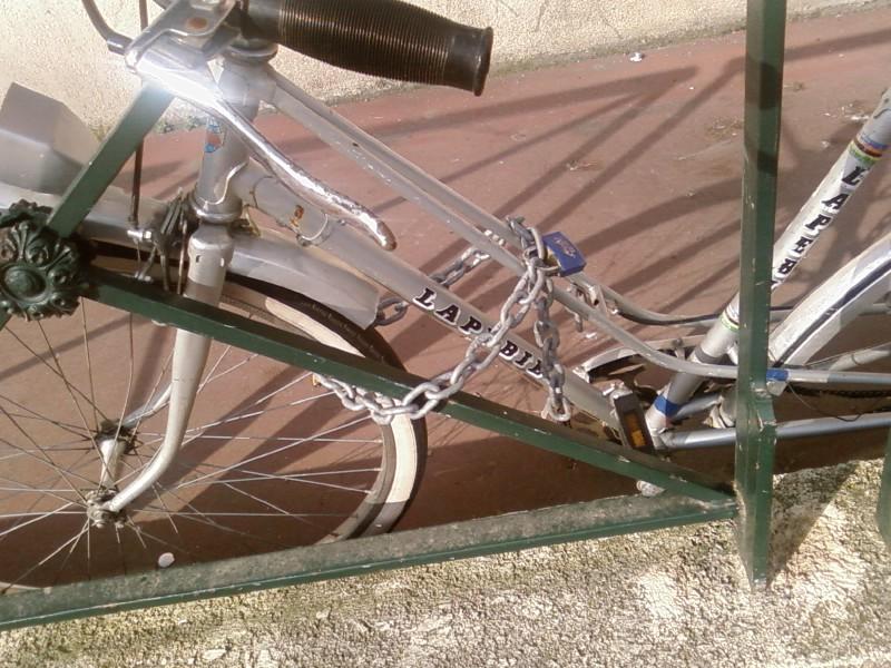 Choisir le bon antivol pour vélo