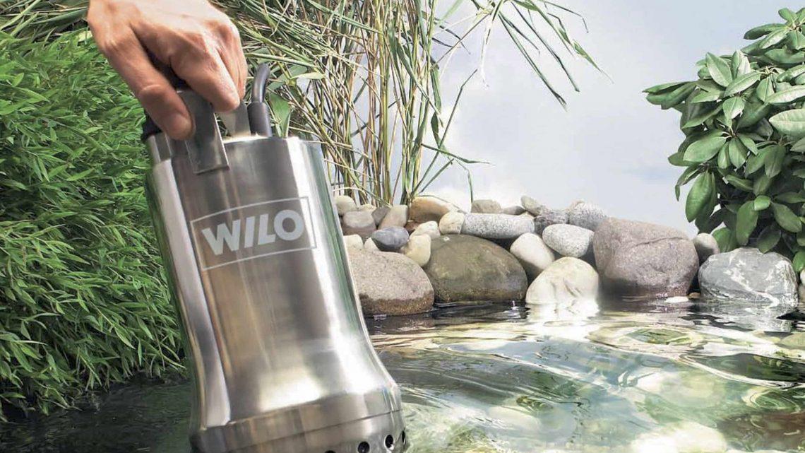 Pompe à eau de pluie : Laquelle choisir?