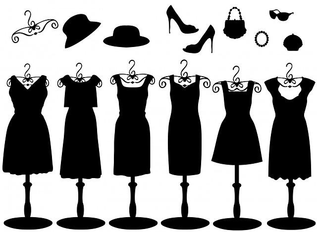 Quelle robe quand on est ronde?