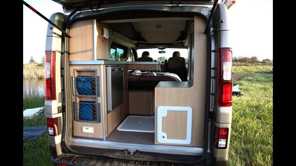 Comment aménager et bien équiper un camping-car ?