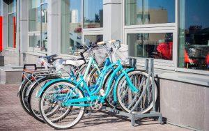 Aménager un stationnement pour vélos