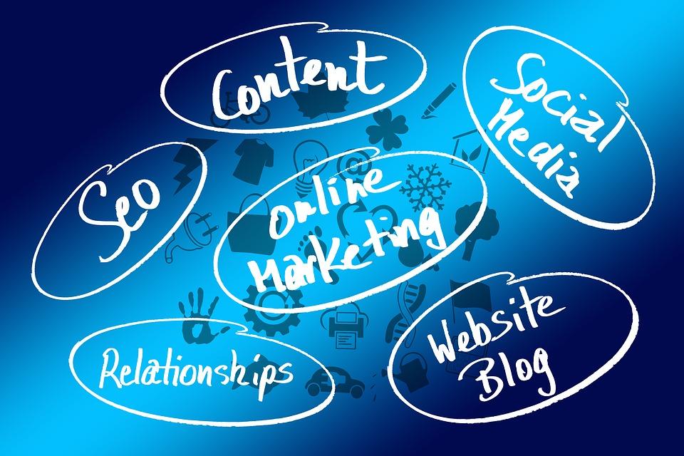 Le webmarketing en soutien au développement de l'entreprise