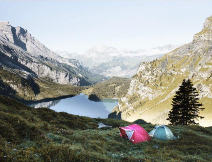 camping provence